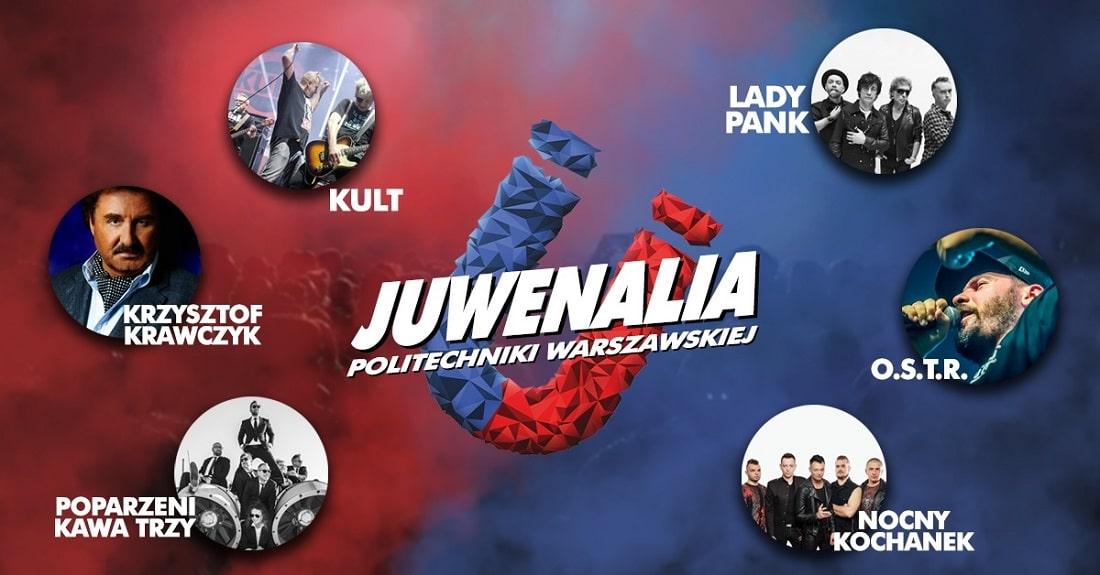 Juwenalia Politechniki Warszawskiej 2019