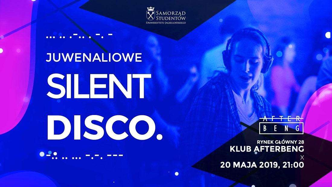 Silent Disco Kraków 2019