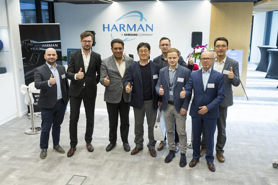 Harman management
