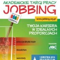 VIII Akademickie Targi Pracy JOBBING - akademickie targi pracy jobbing warszawa oferty pracy praktyki staże
