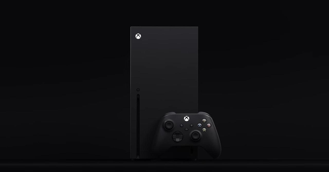 Wizualizacja Xbox Series X