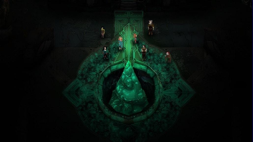 Kryształ i rodzina w Children of Morta