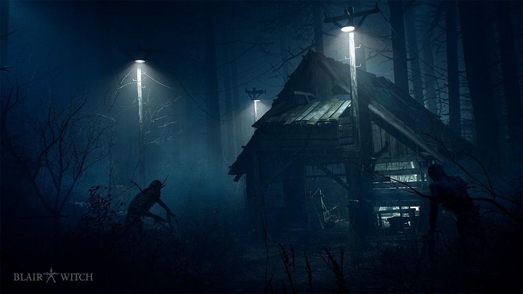 Screen z gry Blair Witch