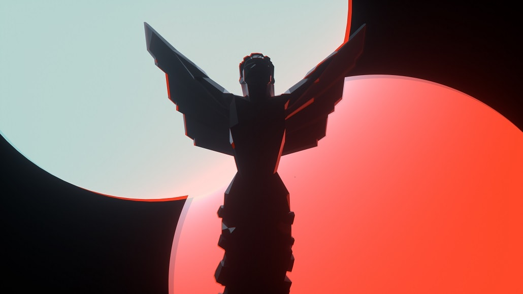 The Game Awards 2020 statuetka
