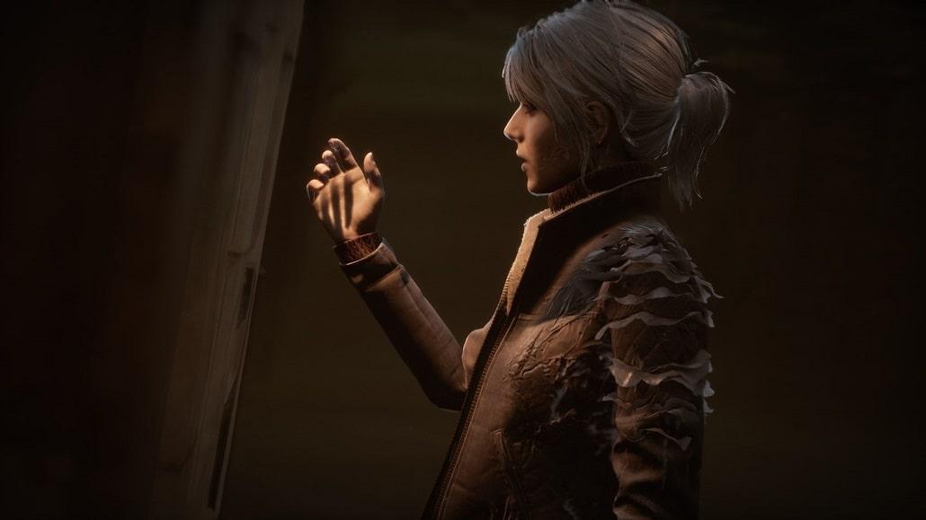 Marianne w świecie duchów. Screen z gry