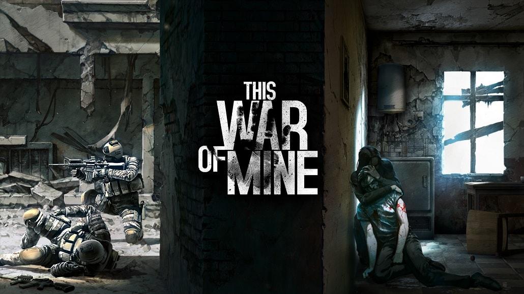 This War of Mine artwork