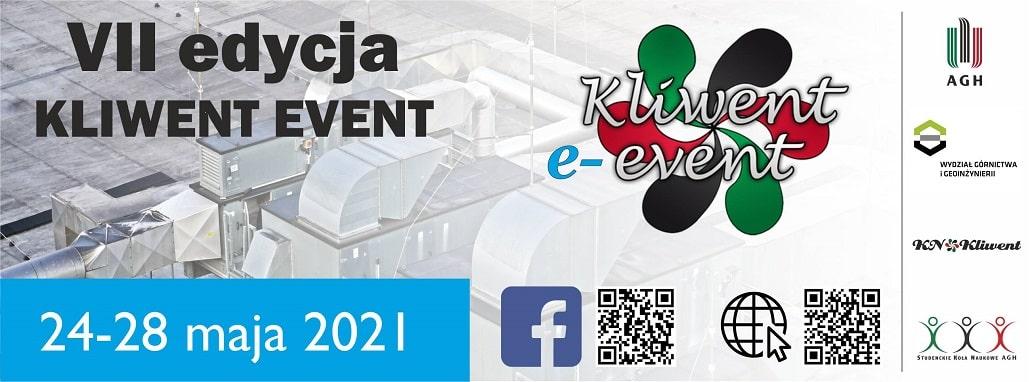 Baner Kliwent Event 2021
