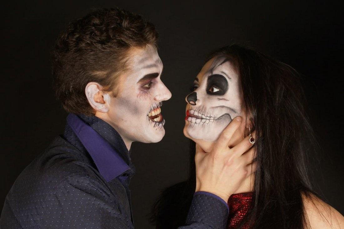 Zobacz najbardziej oryginalne pomysły na przebranie halloweenowe dla par!