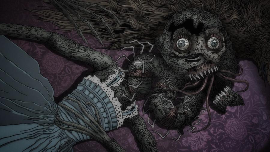 Najstraszniejsze horrory anime
