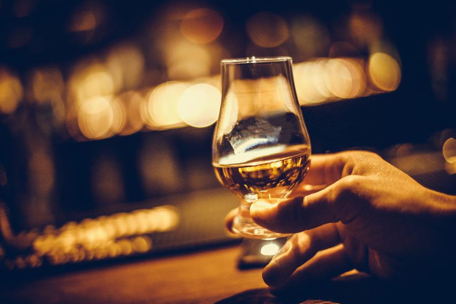 Jak pić whisky
