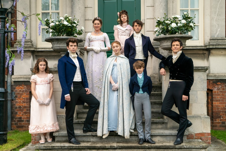Bridgertonowie - serial Netflix