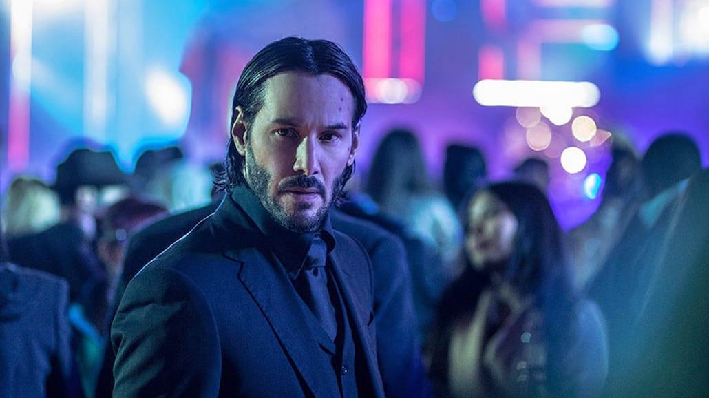 Keanu Reeves rusza na podbój Chin! Szykuje tam szereg filmów