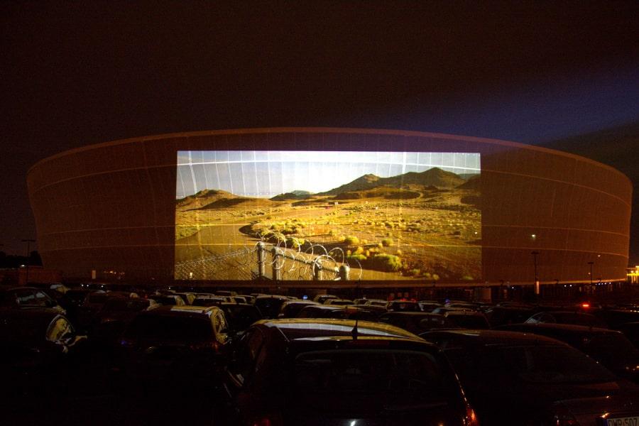 kino na Stadionie Wrocław