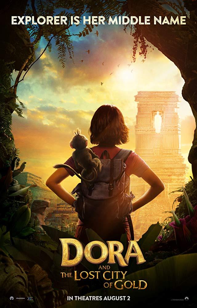 Dora i Miasto Złota