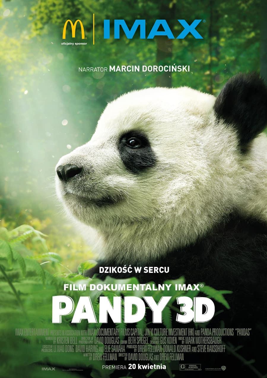 Pandy Imax 3d