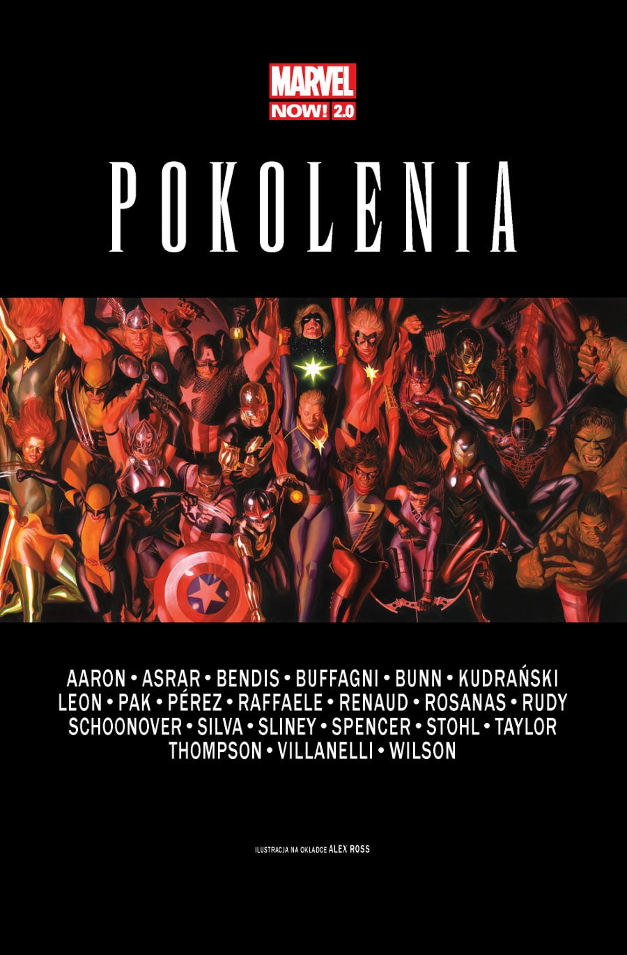 Marvel Now 2.0. Pokolenia