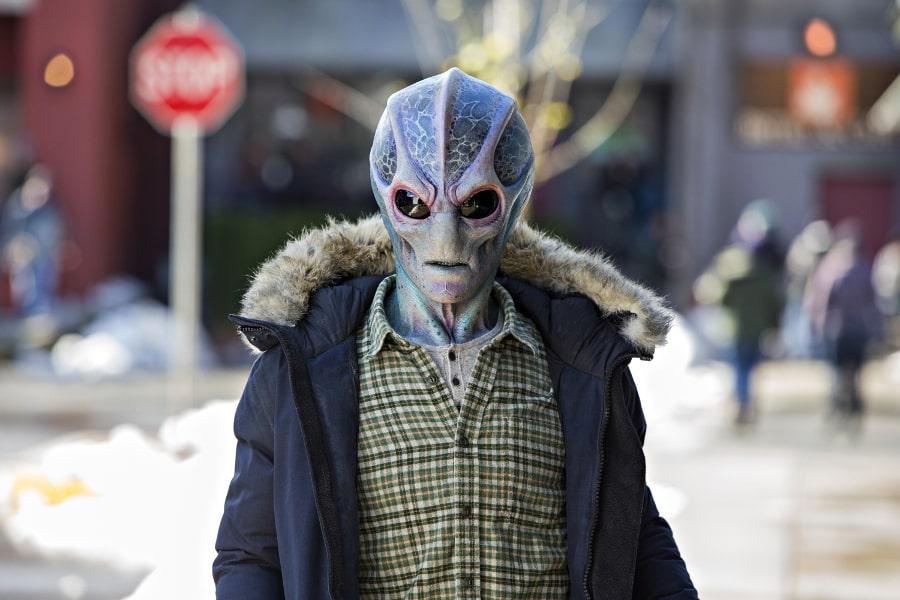 Resident Alien serial