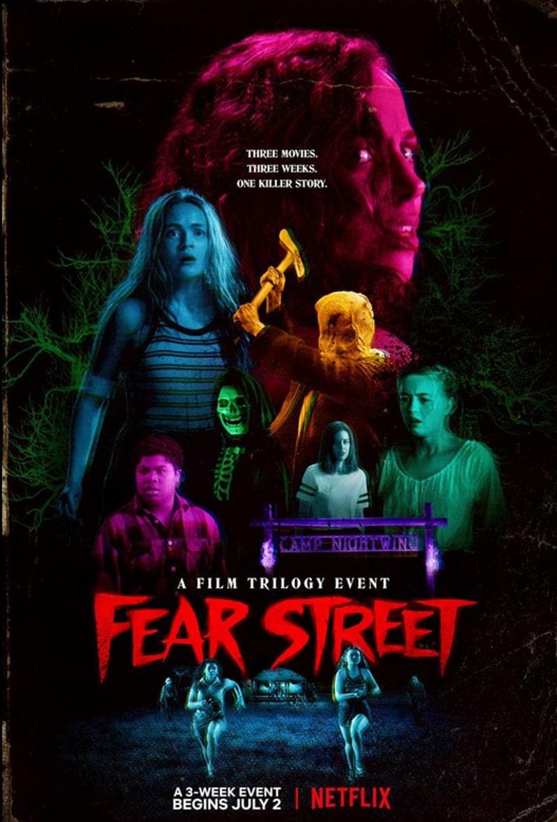 Ulica Strachu zwiastun 2021