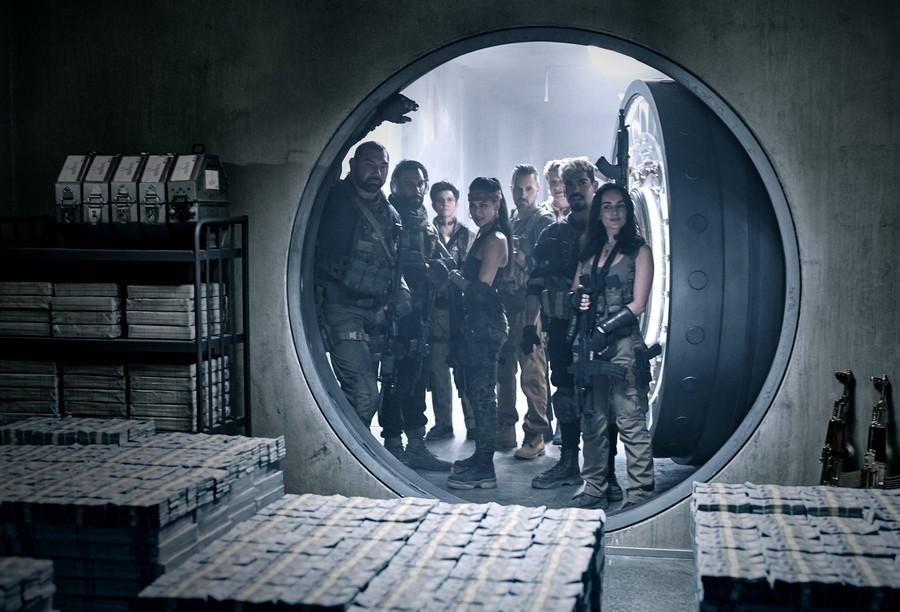 Armia umarłych - film 2021