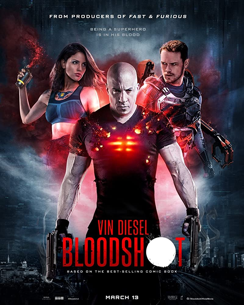 Bloodshot film 2020