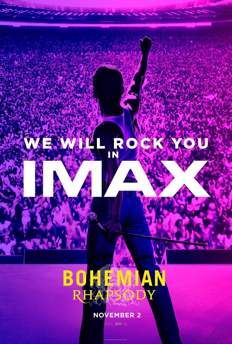 Bohemian Rhapsody w IMAX
