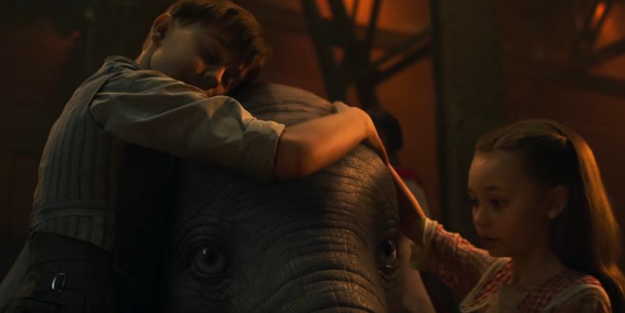 Dumbo film 2018