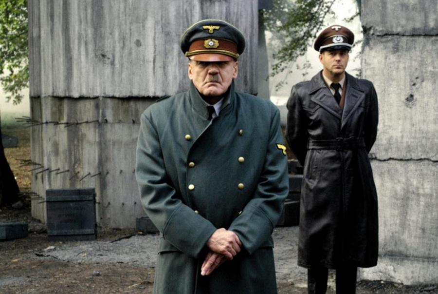 Upadek - filmy o nazistach