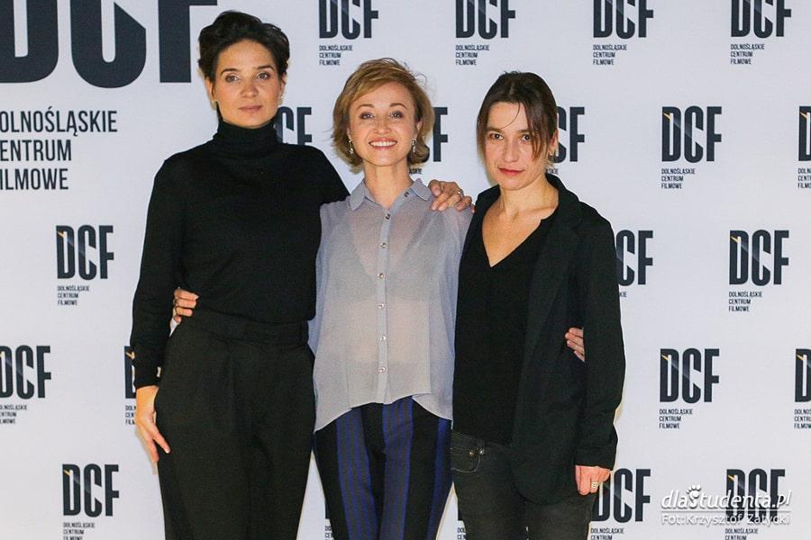 Fuga - pokaz filmu z twórcami w DCF