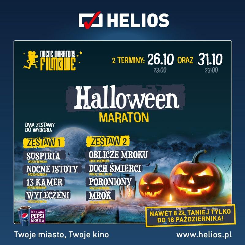 Nocne Maratony Filmowe Helios