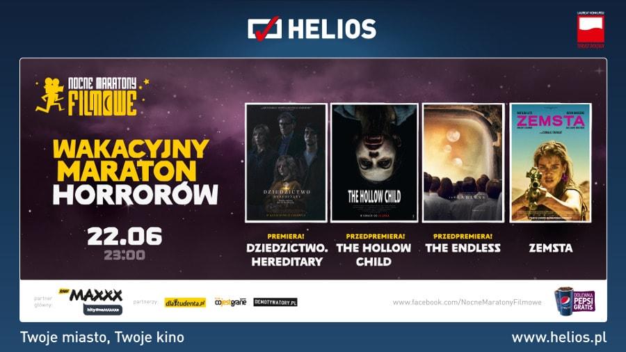 Maraton Horrorów Helios