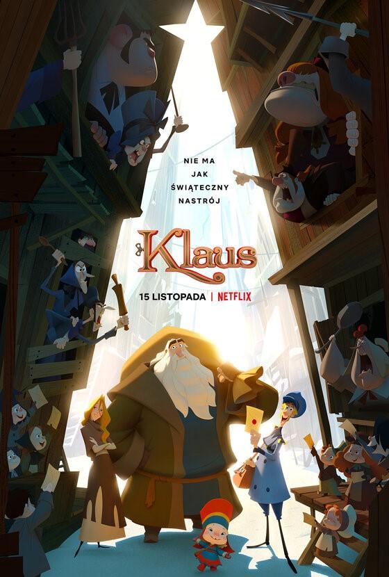 Klaus - film 2019