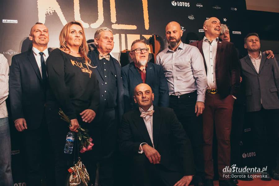 Kult. Film - premiera w Warszawie