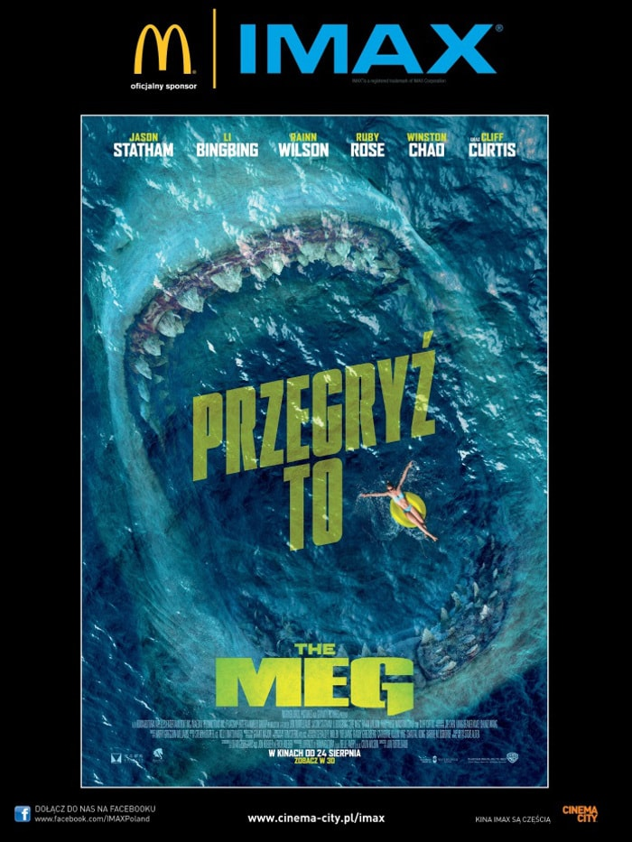 The Meg w IMAX