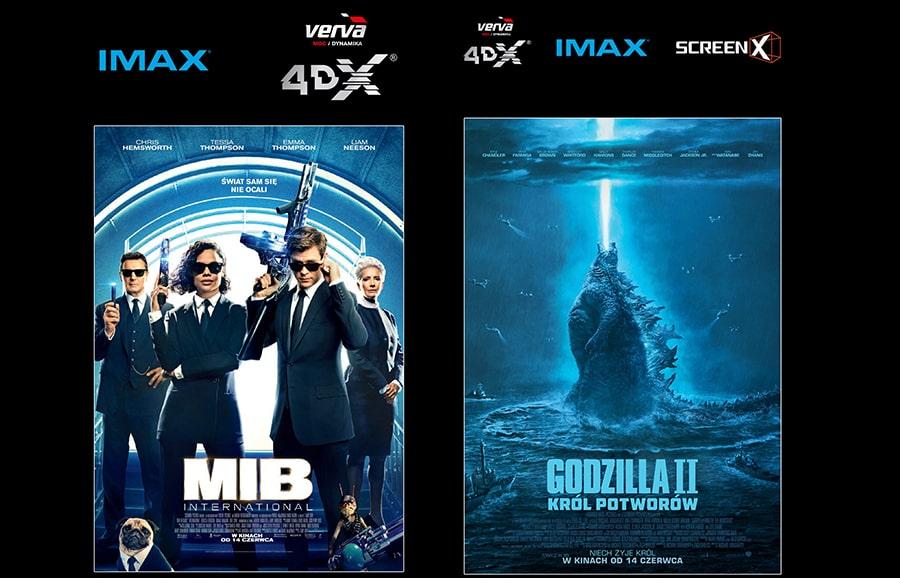 premiery IMAX