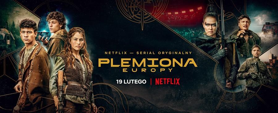 Plemiona Europy - serial 2021
