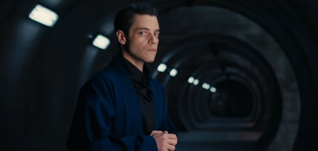 Rami Malek jako Safin