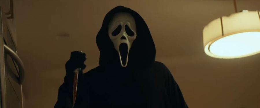Scream 2022 zwiastun
