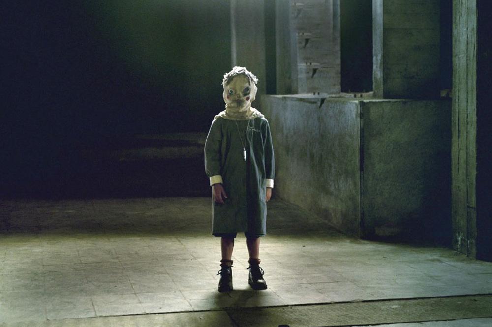 straszne dzieci z horrorów