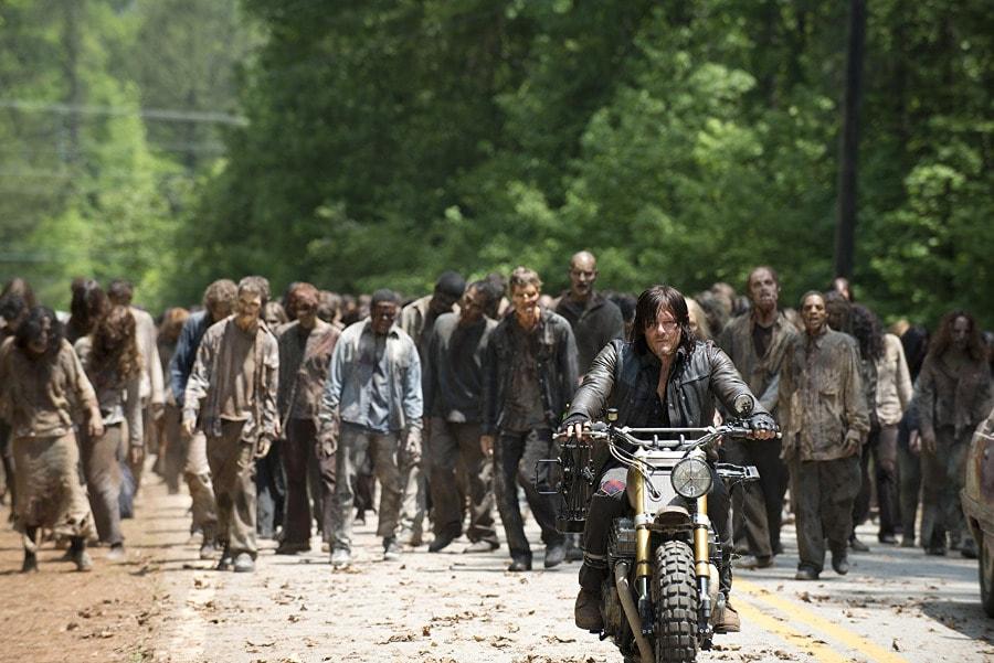 The Walking Dead - seriale o zombie