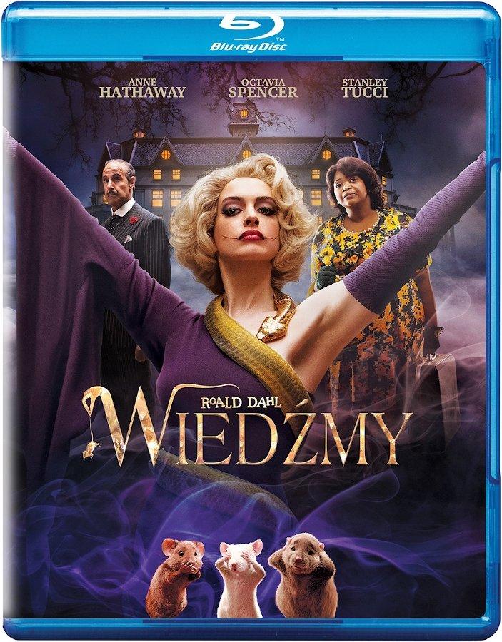Wiedźmy - film Blu-ray