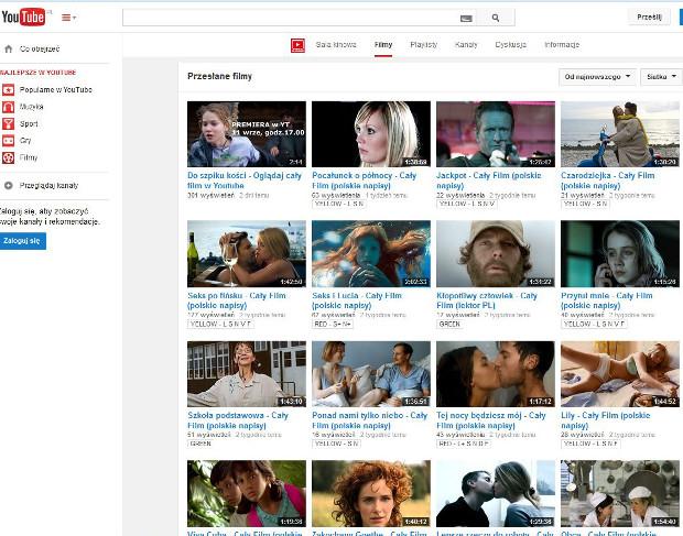 42584052c Kino udostępnia legalne filmy na YouTube - sala kinowa kino praha ...
