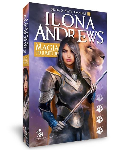 Ilona Andrews Magia Triumfuje