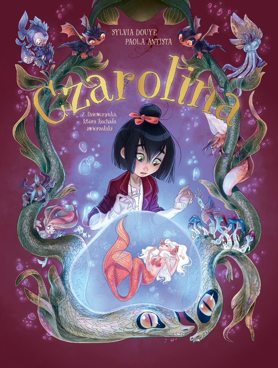 Czarolina, tom 2
