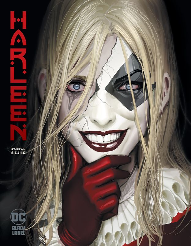 DC Black Label, Harleen, tom 1