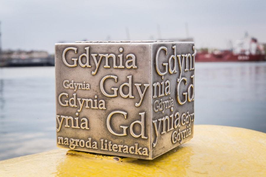 Kostka literacka - 13. Nagroda Literacka GDYNIA