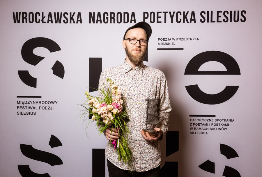 Maciej Bobula, laureat Silesiusa 2019