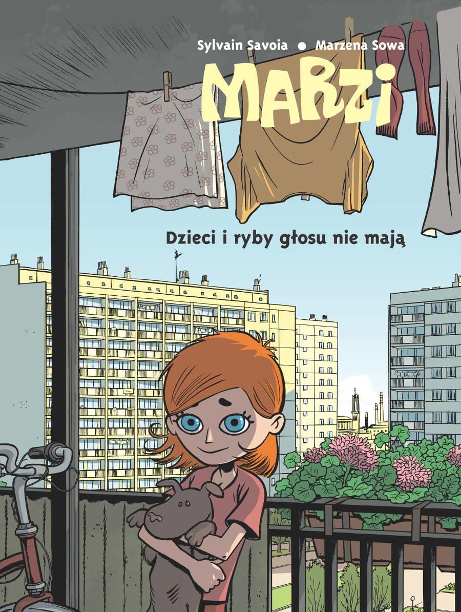 Marzi - komiks
