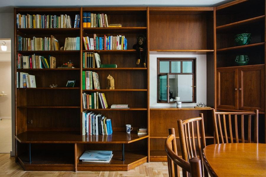 Mieszkanie Szymborskiej