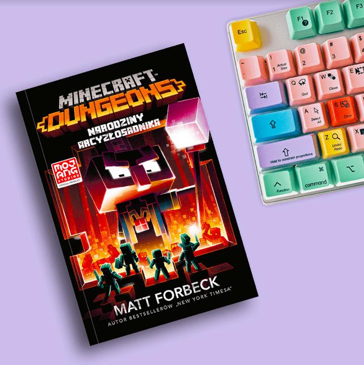 Minecraft. Dungeons. Narodziny Arcyzłosadnika