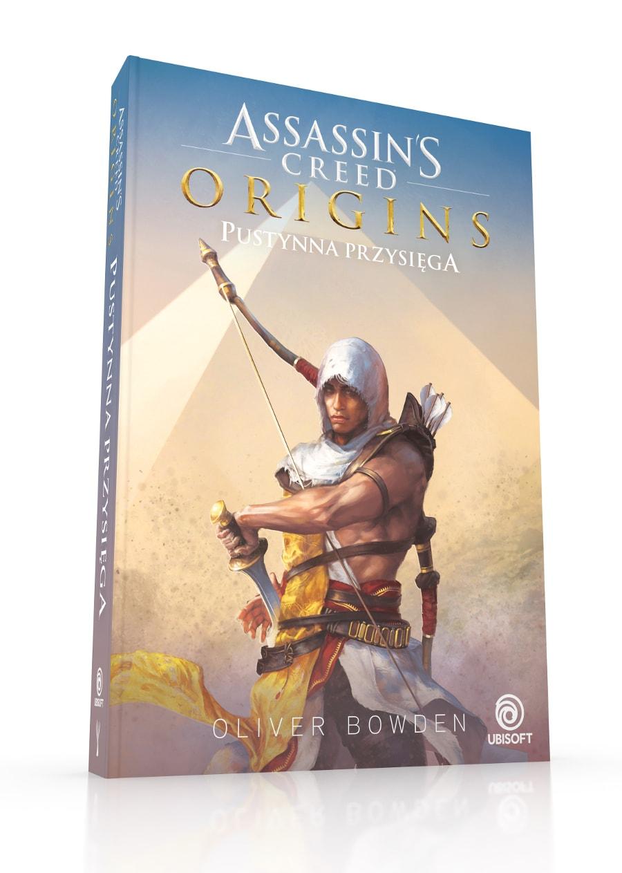 Assassin's Creed: Pustynna przysięga
